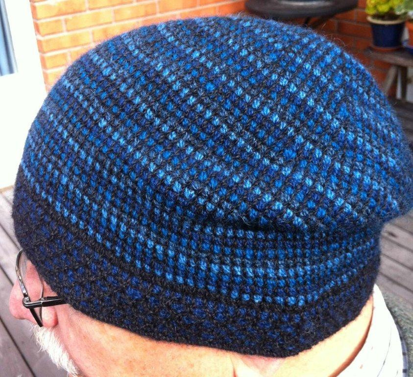 Awesome Lappone Hat with Five Colours Tunisian Crochet Tunisian Crochet In the Round Of New 46 Models Tunisian Crochet In the Round