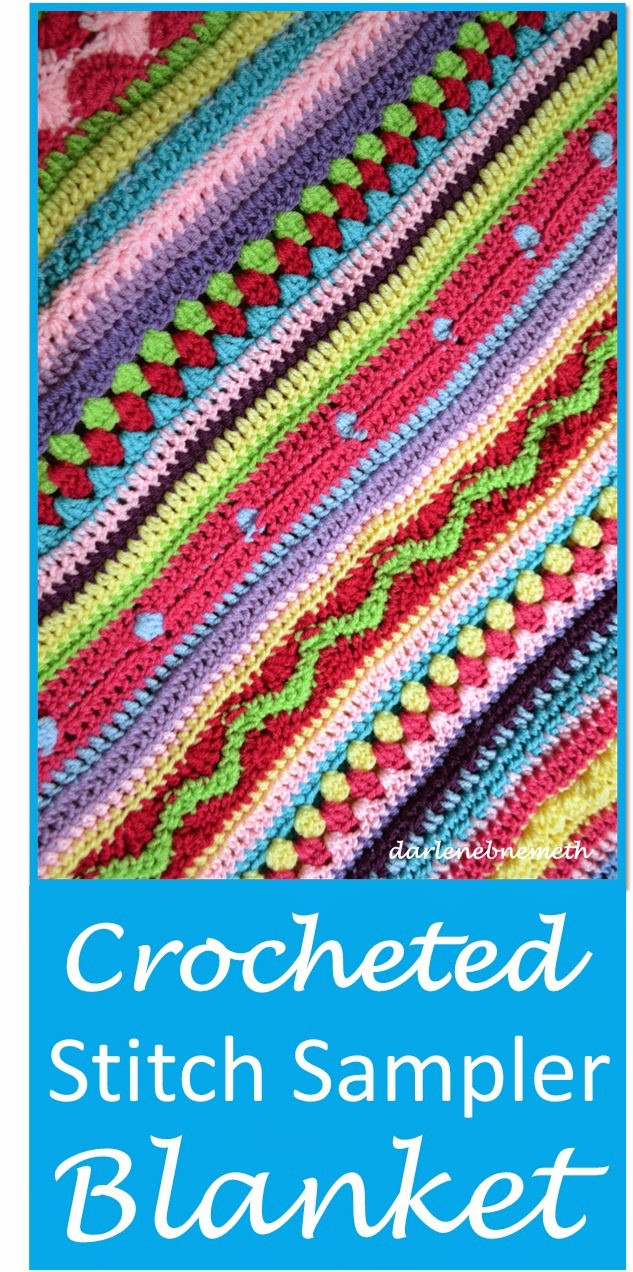 Awesome Let It Shine Crocheted Stitch Sampler Blanket Crochet Blanket Stitch Pattern Of Top 45 Ideas Crochet Blanket Stitch Pattern