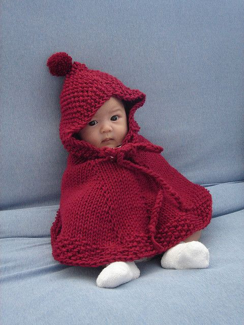 Awesome Little Red Riding Hood Knitted Poncho Free Pattern Elaine Baby Poncho Knitting Pattern Of Amazing 42 Pics Baby Poncho Knitting Pattern