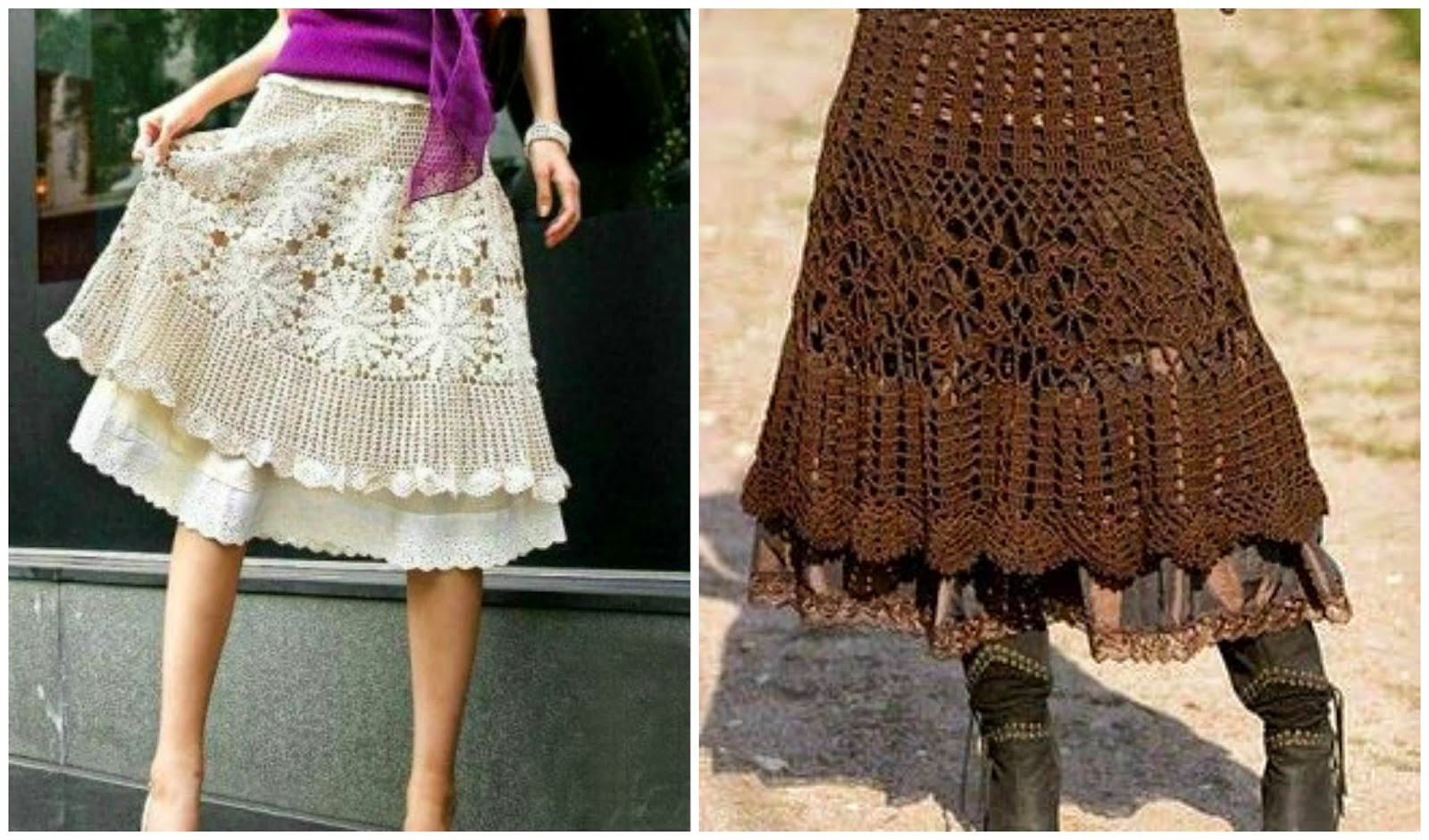 Awesome Little Treasures 10 Amazing Crochet Skirts Free Crochet Clothing Patterns Of Amazing 44 Pics Crochet Clothing Patterns