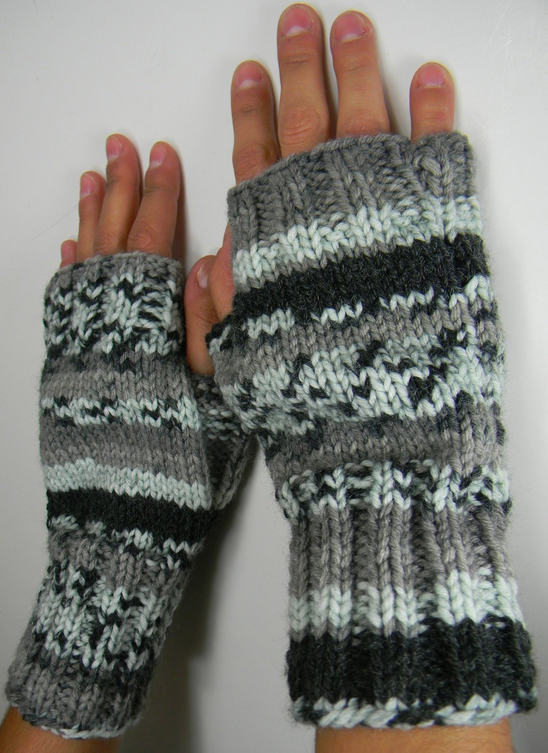 Awesome Louise Knits 2 Needle Fingerless Gloves Gloves Knitting Pattern Of Contemporary 45 Images Gloves Knitting Pattern