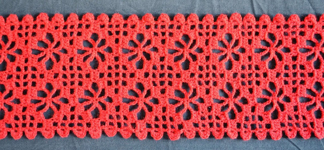 Awesome Lupey Loops More Examples Of Crochet Spider Stitch Spider Stitch Crochet Of Top 40 Pictures Spider Stitch Crochet