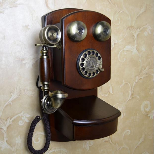 Awesome Luxury Retro European Antique Vintage Phone Wood Wall Old Wall Telephone Of Marvelous 42 Models Old Wall Telephone