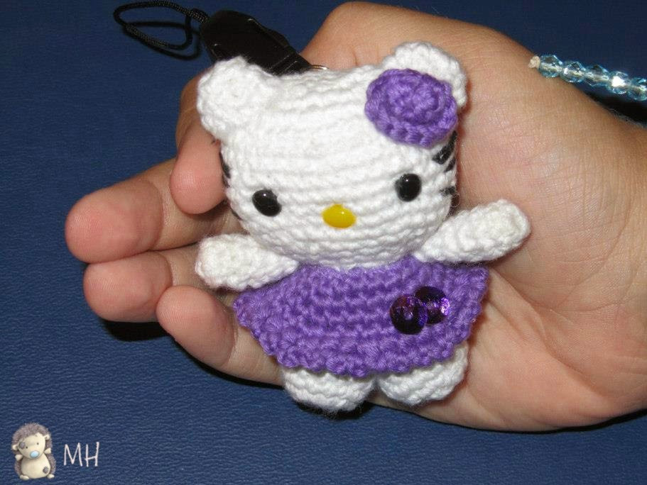 Awesome Madres Hiperactivas Manualidades Y Diy Con Y Para Niños Hello Kitty Crochet Pattern Of Luxury 47 Images Hello Kitty Crochet Pattern