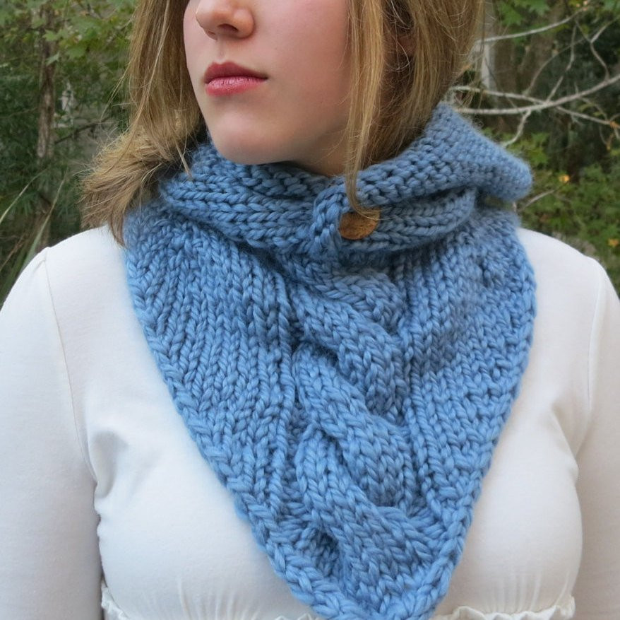 Awesome Maid Marian Hoo Cowl In Super Bulky Yarn Knitting Pattern Bulky Yarn Knitting Patterns Of Innovative 44 Ideas Bulky Yarn Knitting Patterns