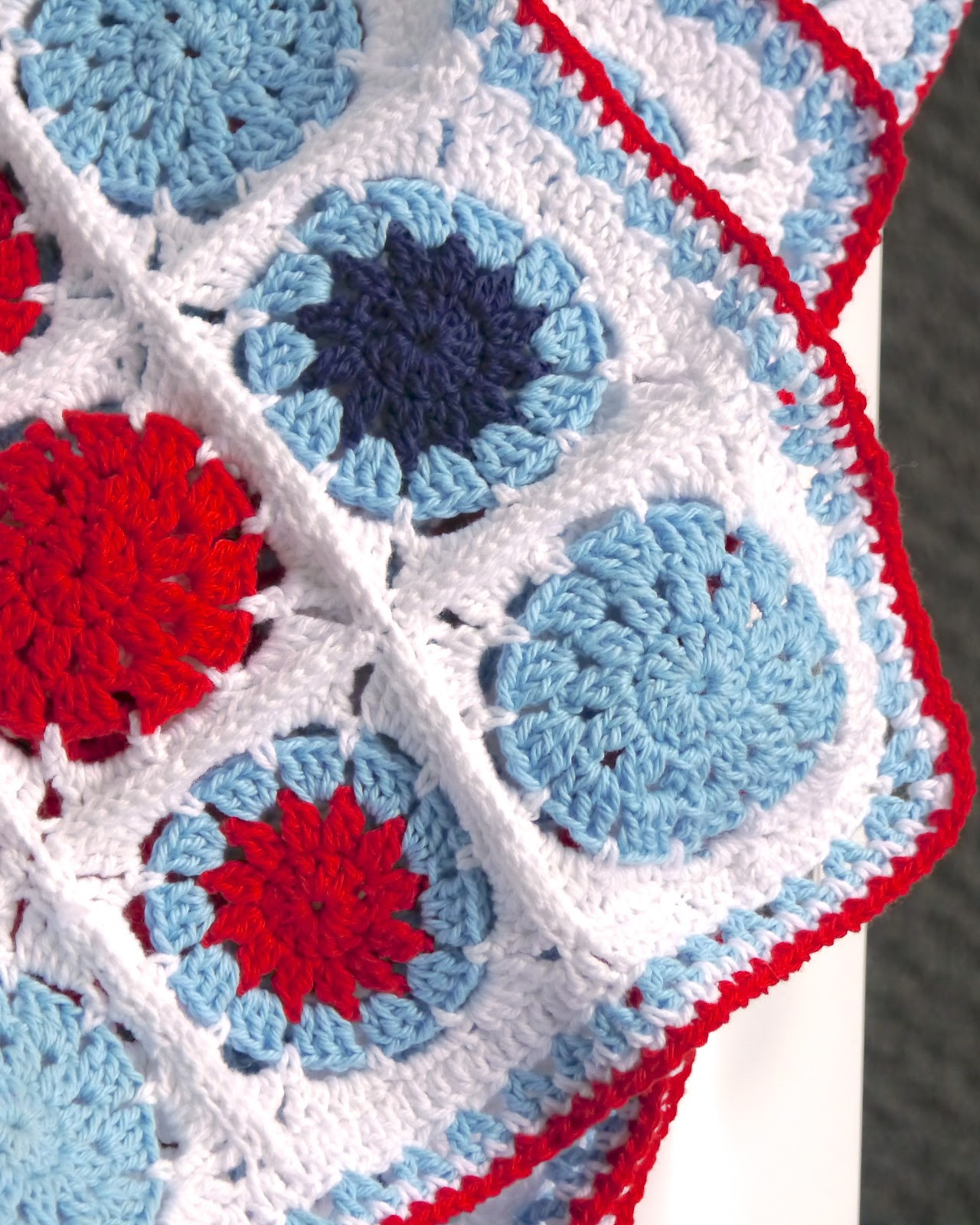 Awesome Make It Crochet Cotton Baby Blanket Circle In Square Crochet Circle Blanket Pattern Of Brilliant 42 Pictures Crochet Circle Blanket Pattern