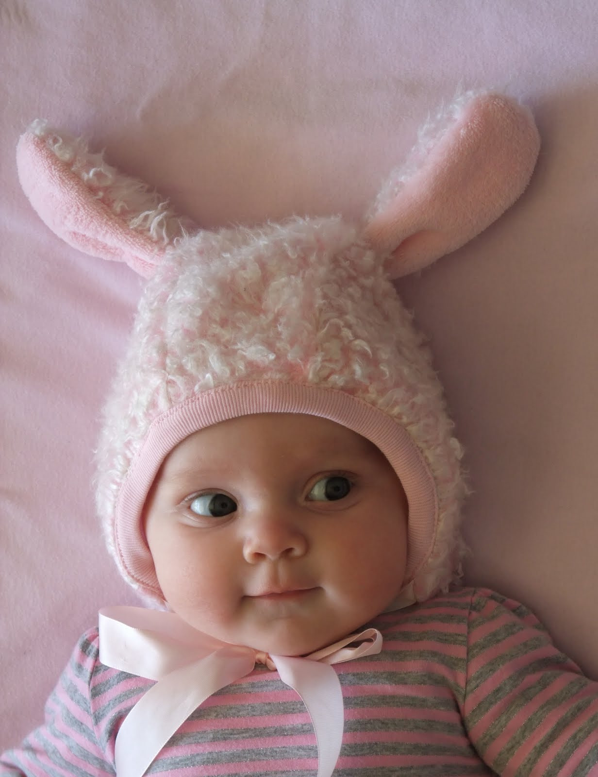 Awesome Maker Land How to Make A Bunny Hat Baby Bunny Hat Of Brilliant 47 Pictures Baby Bunny Hat