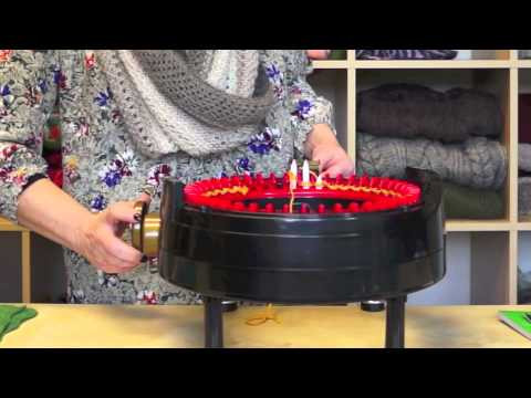 Awesome Making A Hat In Less Than 30 Minutes On the Addi Expres Addi Express Kingsize Knitting Machine Of Delightful 43 Models Addi Express Kingsize Knitting Machine