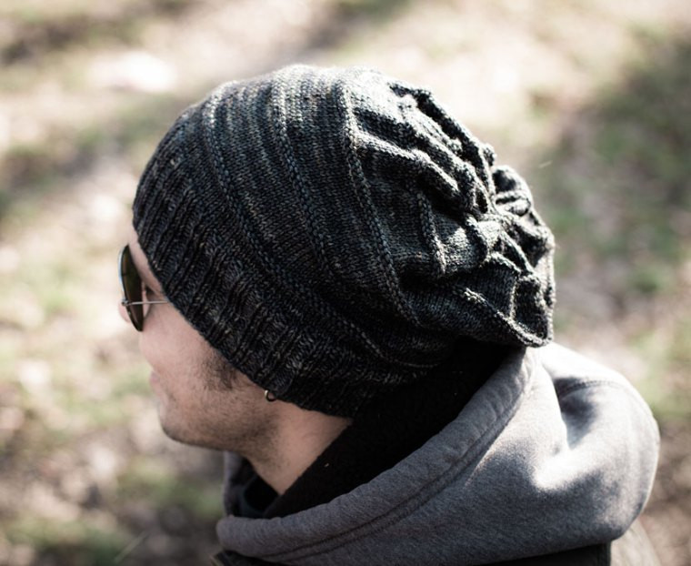 Awesome Man Slouch Knit Hat Pattern Mens Beanie Knitting Pattern Of New 42 Models Mens Beanie Knitting Pattern