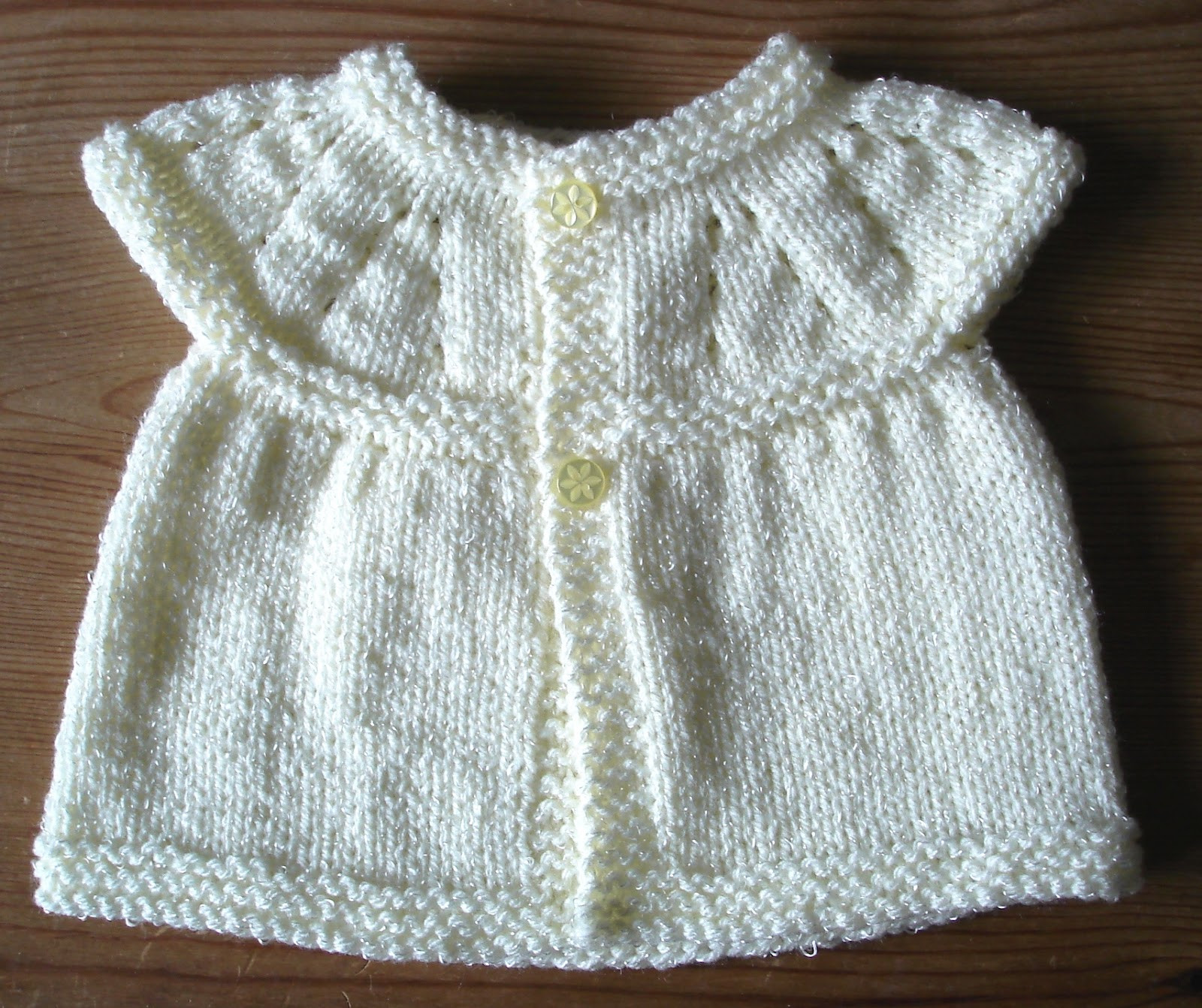 Awesome Marianna S Lazy Daisy Days All In One Knitted Baby tops Baby Patterns Of New 50 Ideas Baby Patterns
