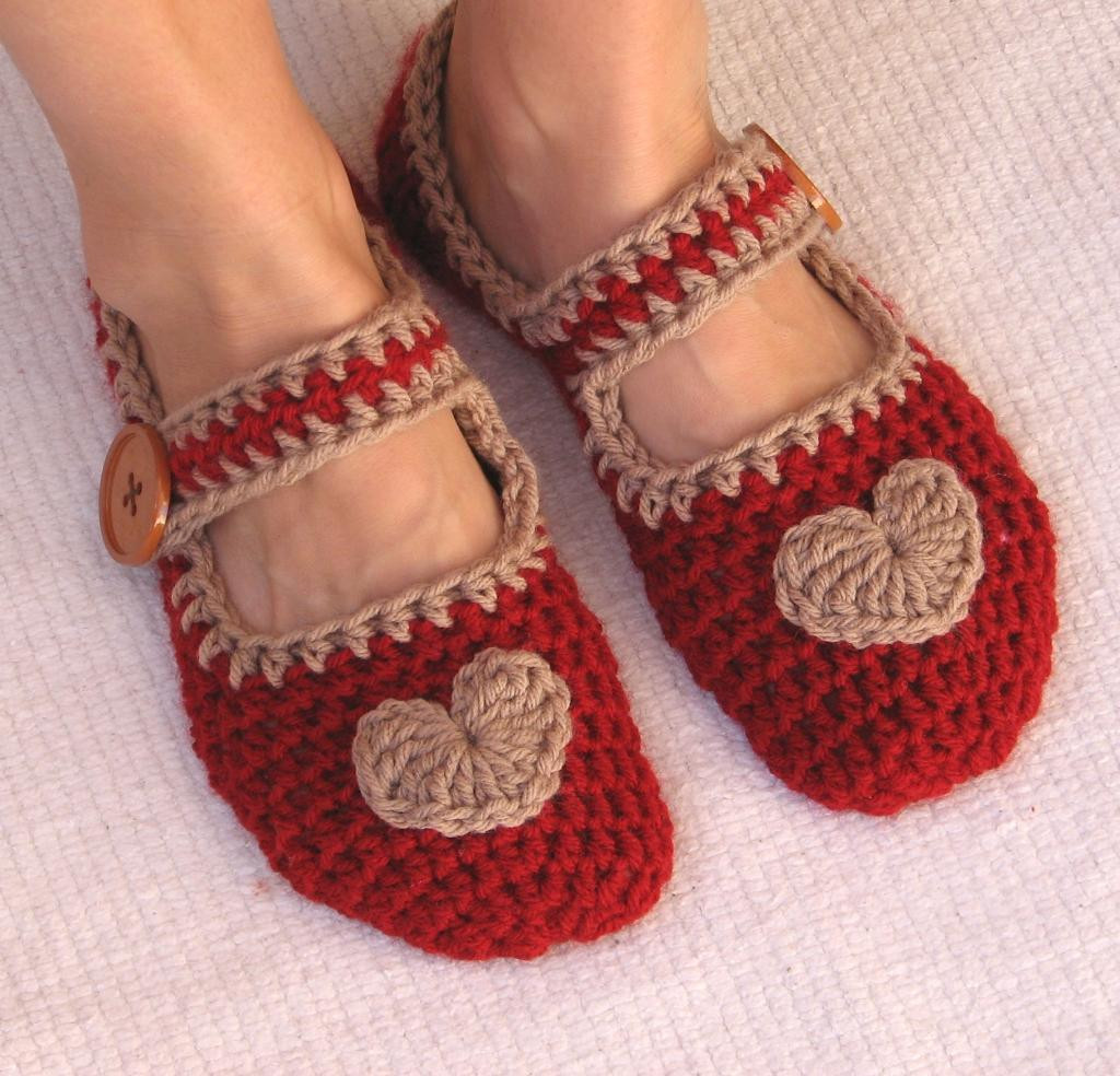 Awesome Mary Jane Slippers by Evasstudio Crochet Mary Jane Slippers Of Amazing 41 Images Crochet Mary Jane Slippers