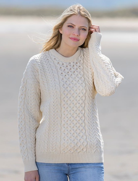 Awesome Merino Aran Sweater Sweaters for Women Irish Sweater Irish Aran Sweater Of Fresh 40 Pics Irish Aran Sweater