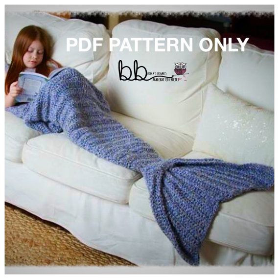 Awesome Mermaid Tail Blanket Pattern Only Crochet Child and Free Crochet Mermaid Tail Pattern for Adults Of Wonderful 48 Photos Free Crochet Mermaid Tail Pattern for Adults