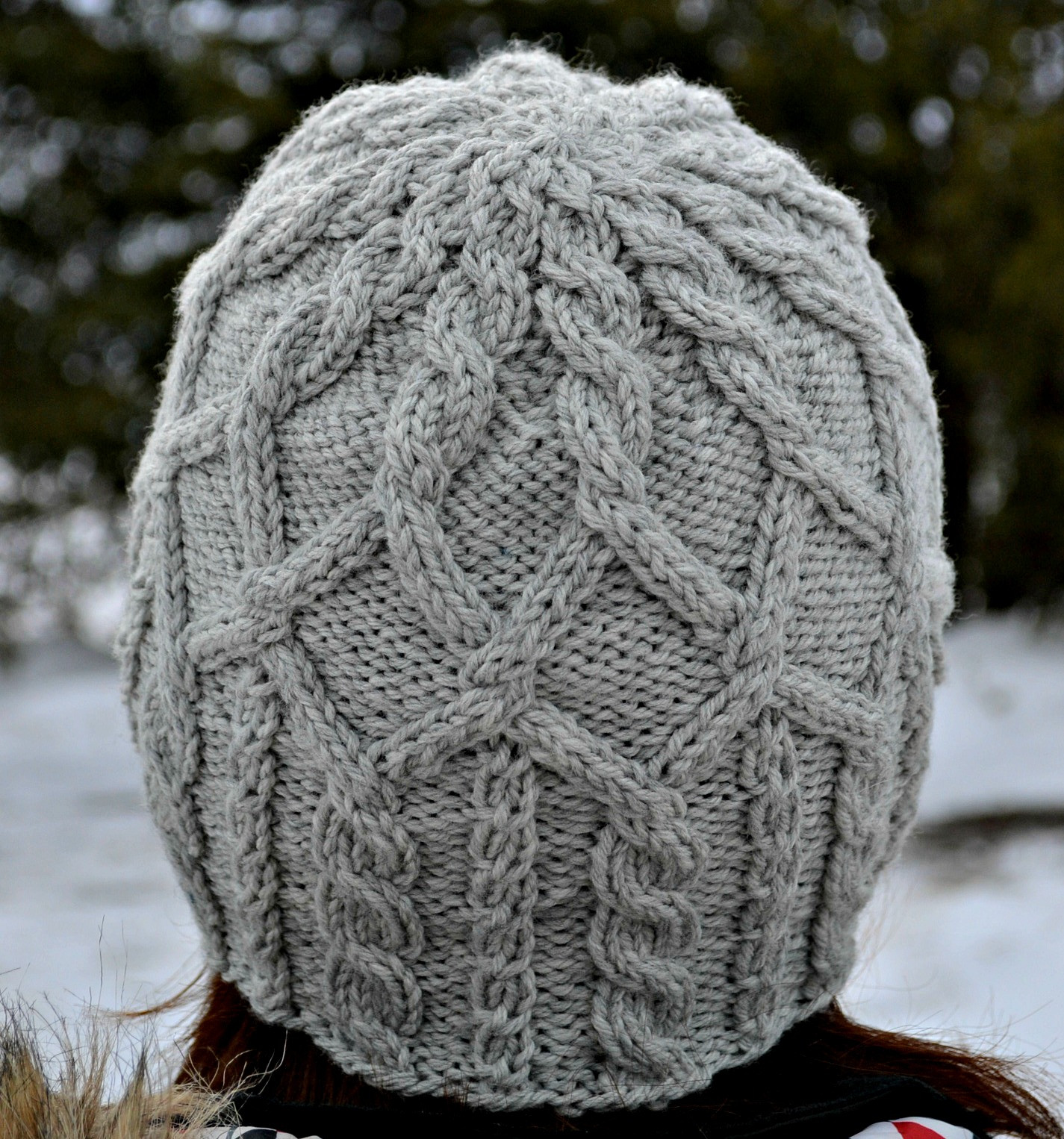 Awesome Merrick Cabled Hat Pattern Aknitica Cable Hat Of Superb 40 Pictures Cable Hat