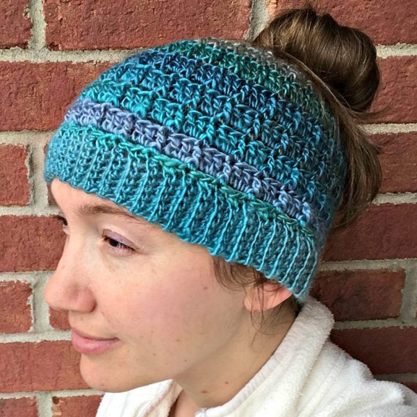 Awesome Messy Bun Hat Pattern Collection Messy Bun Beanie Crochet Pattern Of Adorable 45 Pics Messy Bun Beanie Crochet Pattern