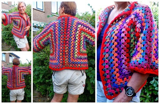 Awesome Mijn Haakblog Granny Square Vest Granny Square Vest Of Gorgeous 49 Photos Granny Square Vest