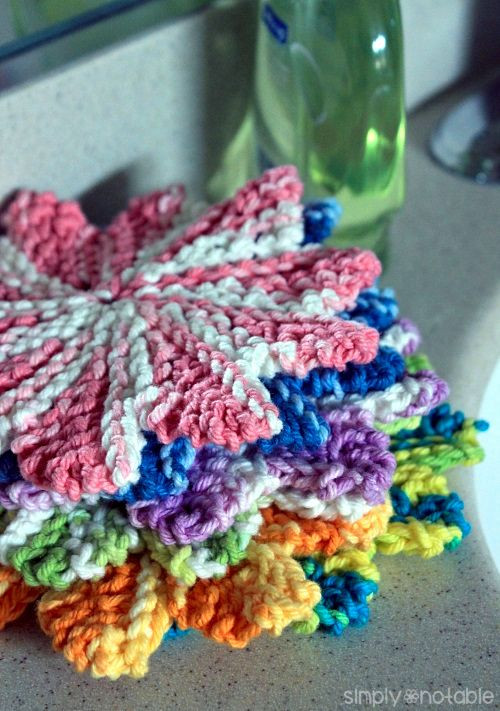 Awesome Mini Almost Lost Washcloth Knitting Pattern Simply Notable Knit Washcloth Of Beautiful 44 Models Knit Washcloth