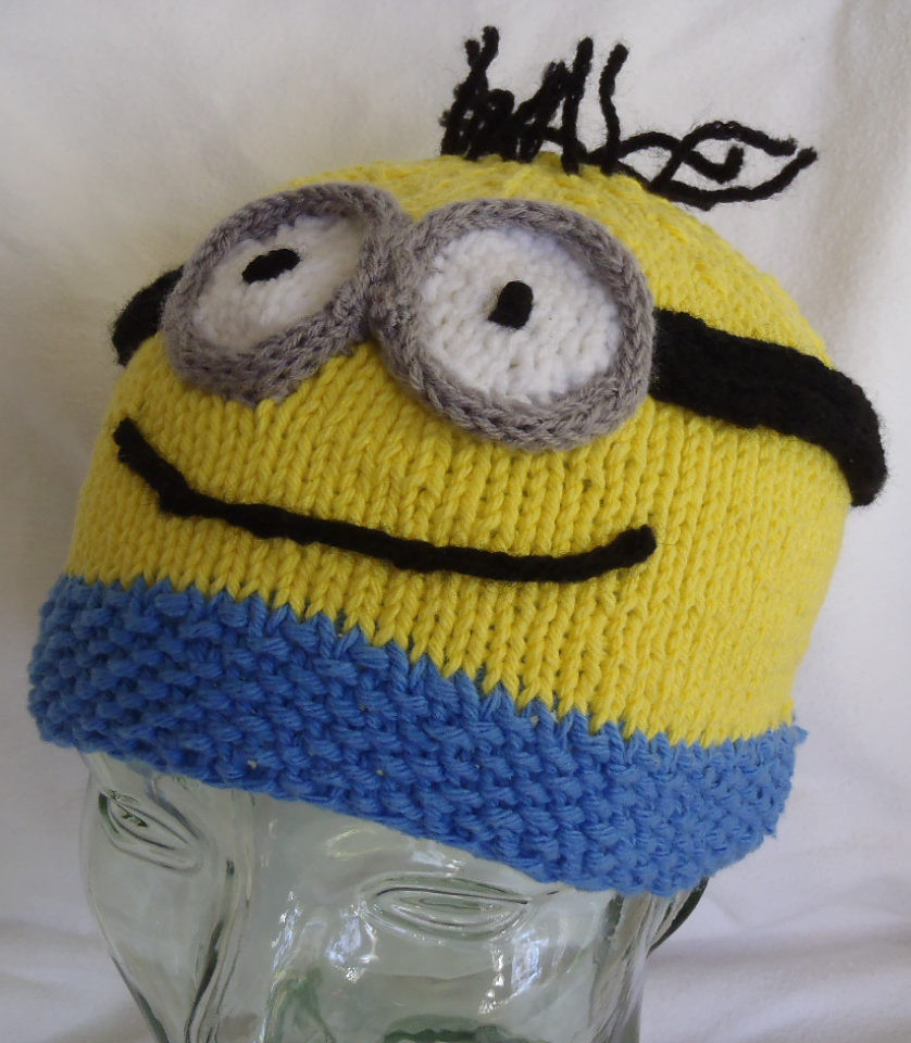 Awesome Minions and Despicable Me Knitting Patterns Minion Pattern Of Gorgeous 50 Models Minion Pattern