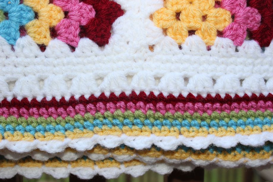 Awesome Mitered Granny Square Baby Blanket Granny Square Baby Blanket Of Amazing 41 Pictures Granny Square Baby Blanket
