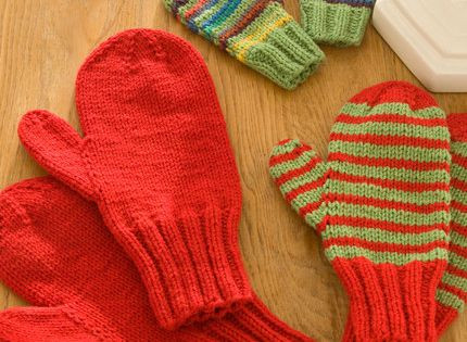 Awesome Mittens for All Free Knitting Pattern From Red Heart Yarns Red Heart Free Knitting Patterns Of Unique 34 Models Red Heart Free Knitting Patterns