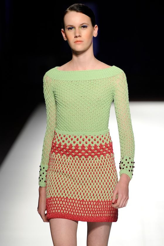 Awesome New Crochet Fashion From Helen Rodel Crochet Fashions Of Delightful 43 Pics Crochet Fashions