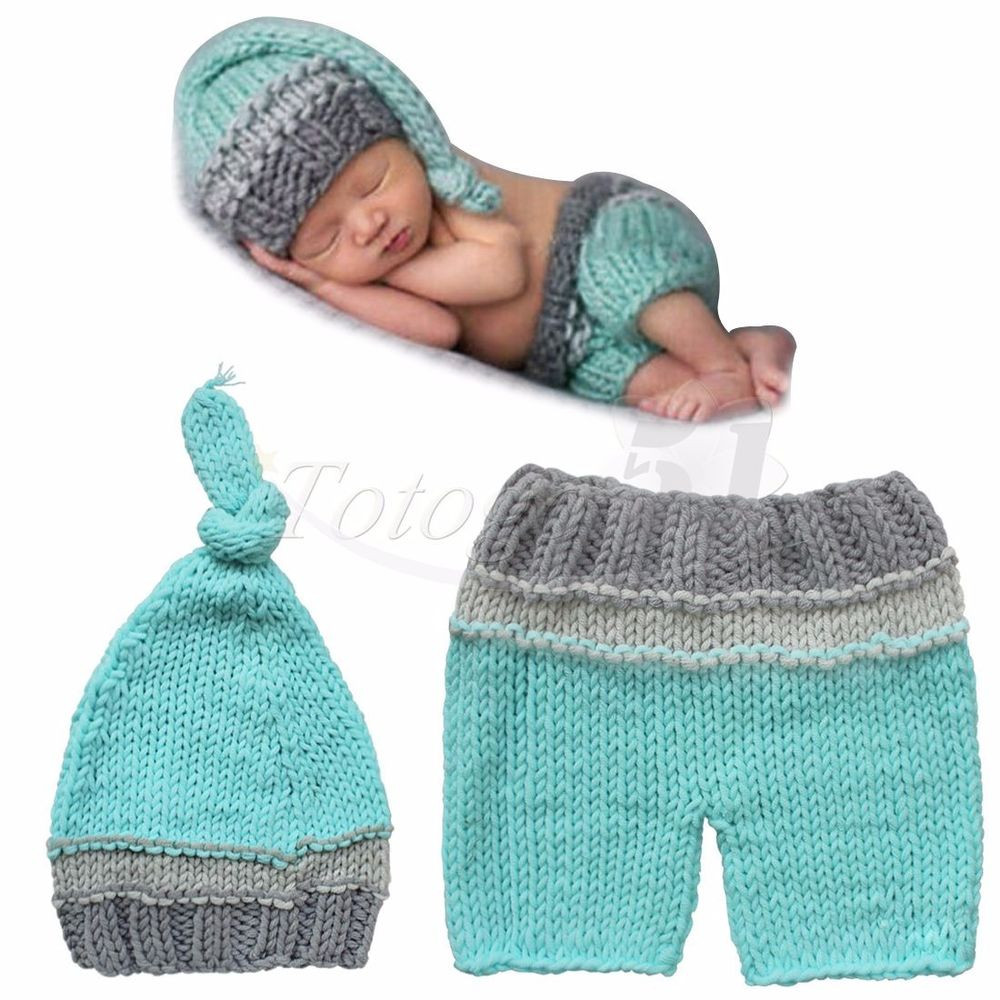 Awesome Newborn Girl Boy Crochet Knit Graphy Prop Baby Crochet Baby Stuff Of Superb 43 Models Crochet Baby Stuff