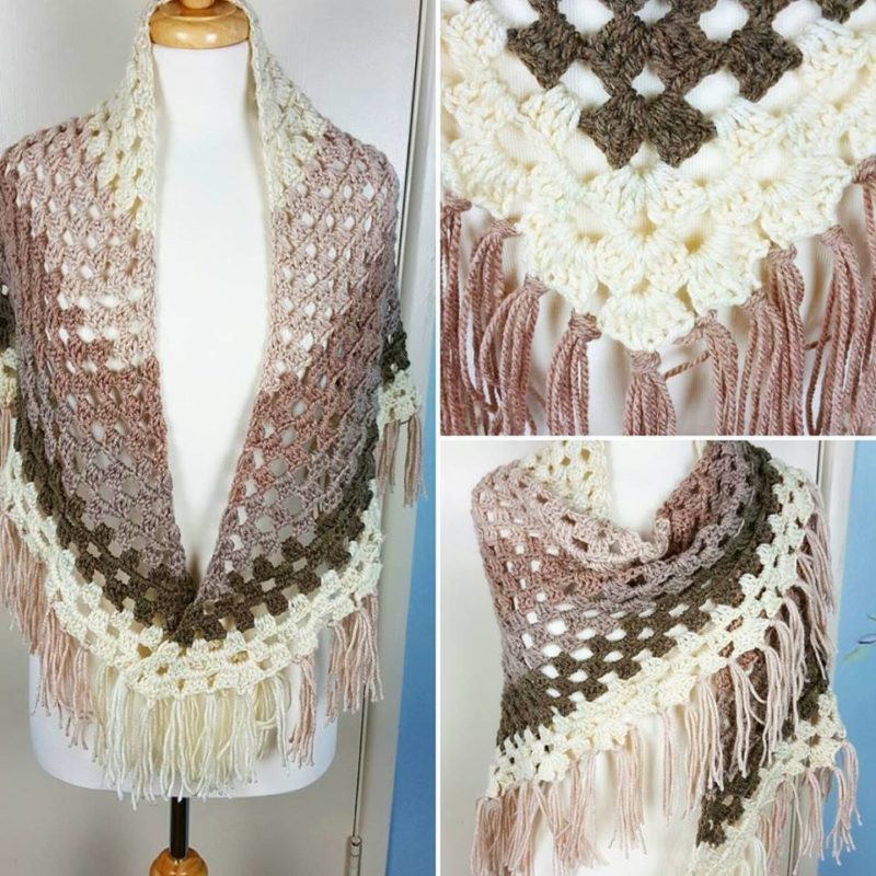 Awesome Ombre Shawl Using Caron Cakes by Yarnspirations All Yarnspirations Caron Cakes Of Amazing 42 Images Yarnspirations Caron Cakes