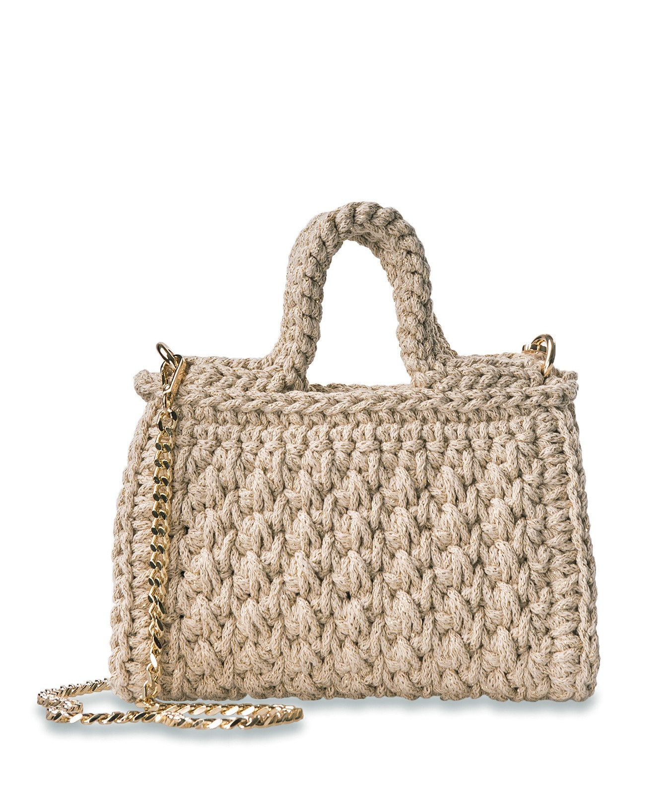 Awesome One & Only Gold Mini Handle Crochet Bag Crochet Shoulder Bag Of Fresh 47 Pics Crochet Shoulder Bag