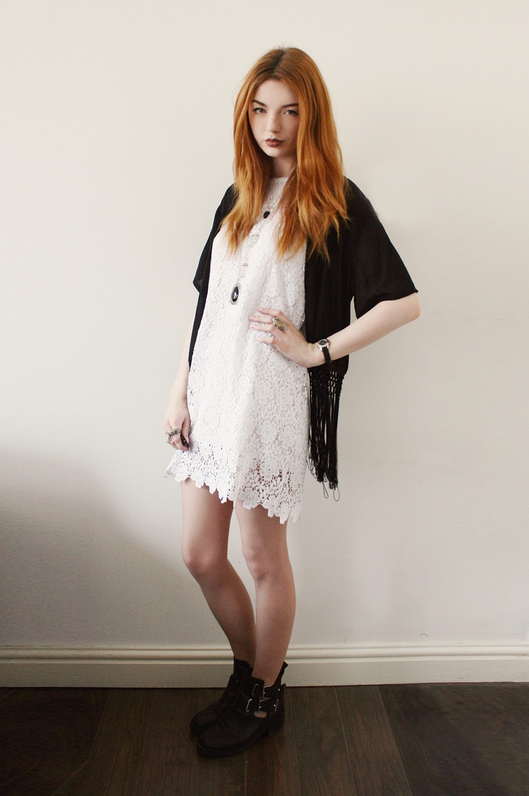 Awesome Outfit the Day Crochet White Dress Of Amazing 44 Photos Crochet White Dress