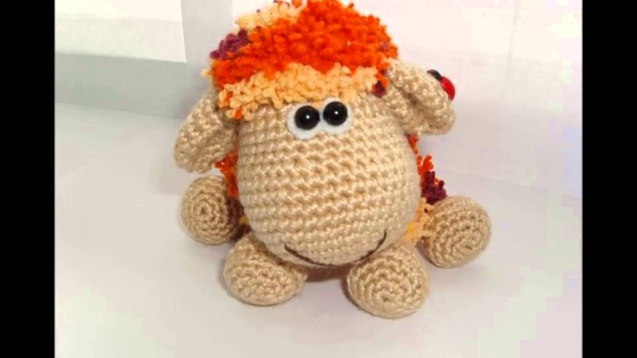 Awesome Ovejas Tejidas A Crochet Youtube Crochet Videos Of Lovely 45 Images Youtube Crochet Videos