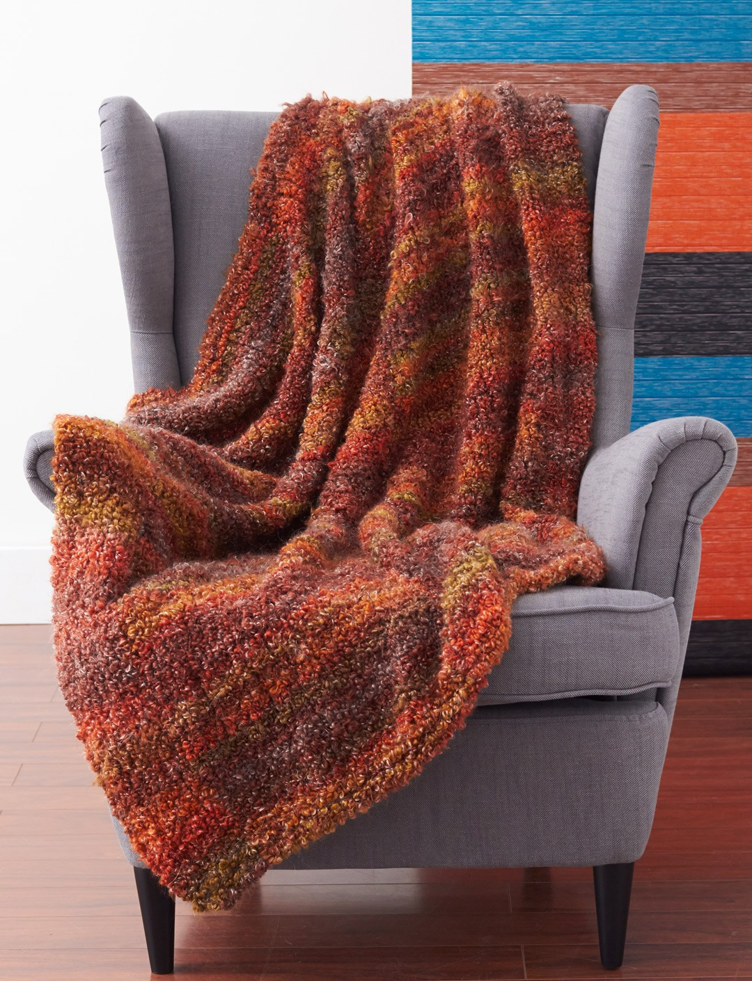 Awesome Patons Cozy and Quick Blanket Knit Pattern Patons Yarn Patterns Of Adorable 48 Images Patons Yarn Patterns