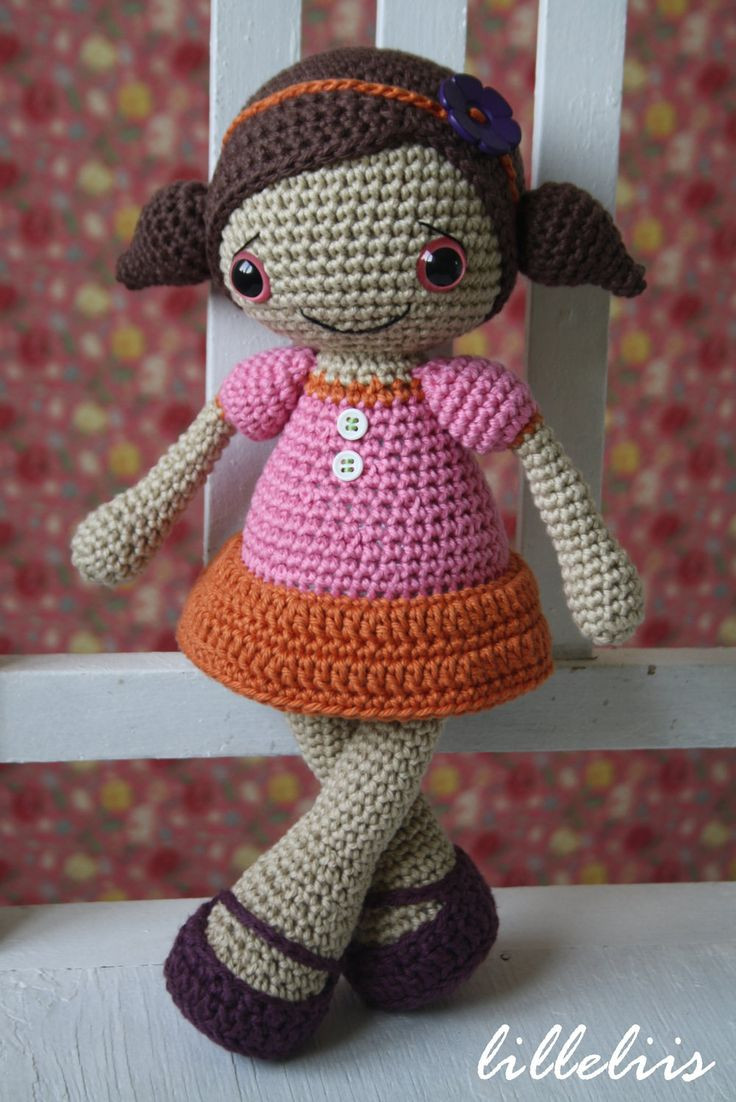 Awesome Pattern sofia Doll Crochet Amigurumi toy $6 50 Via Free Crochet toy Patterns Of Innovative 46 Photos Free Crochet toy Patterns