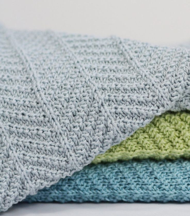 Patterns to knit baby blanket cottageartcreations