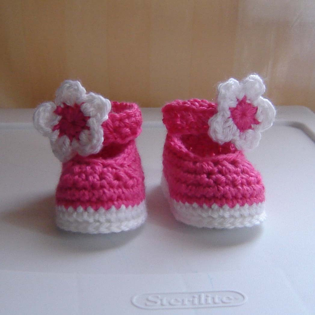 Awesome Pdf Instant Download Crochet Pattern No 090 Pink Baby Shoes Crochet Baby Shoes Pattern Of Delightful 50 Pictures Crochet Baby Shoes Pattern