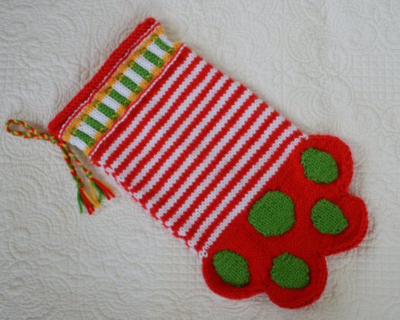 Awesome Pdf Knitting Pattern Paw Stocking Dog or Cat Christmas Dog Paw Stocking Of Charming 44 Ideas Dog Paw Stocking