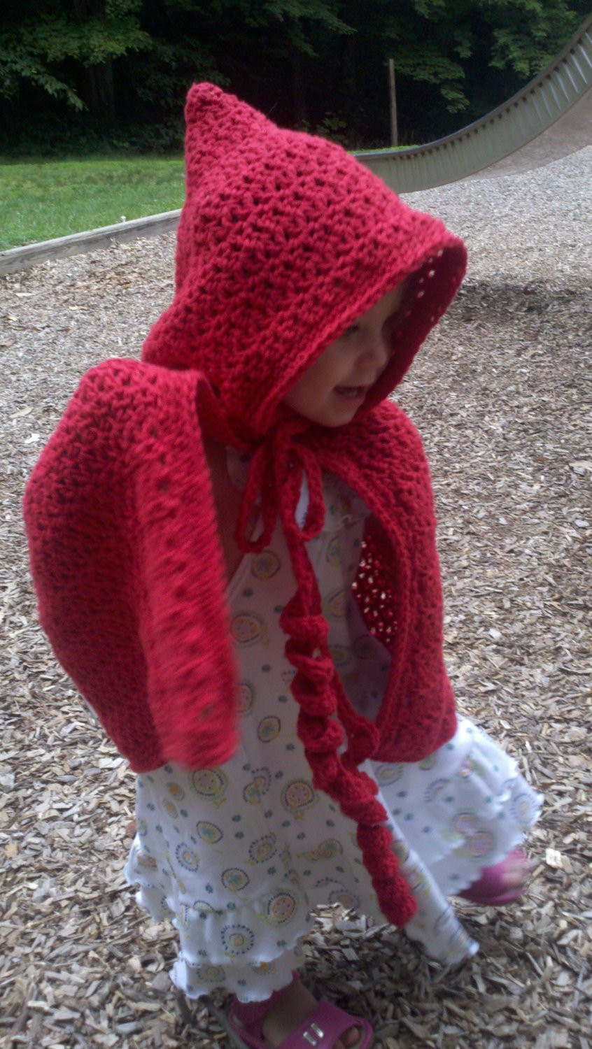 Awesome Pdf Pattern Red Riding Hood Baby Cape Crochet Pattern Red Riding Hood Cape Pattern Of Charming 43 Pictures Red Riding Hood Cape Pattern