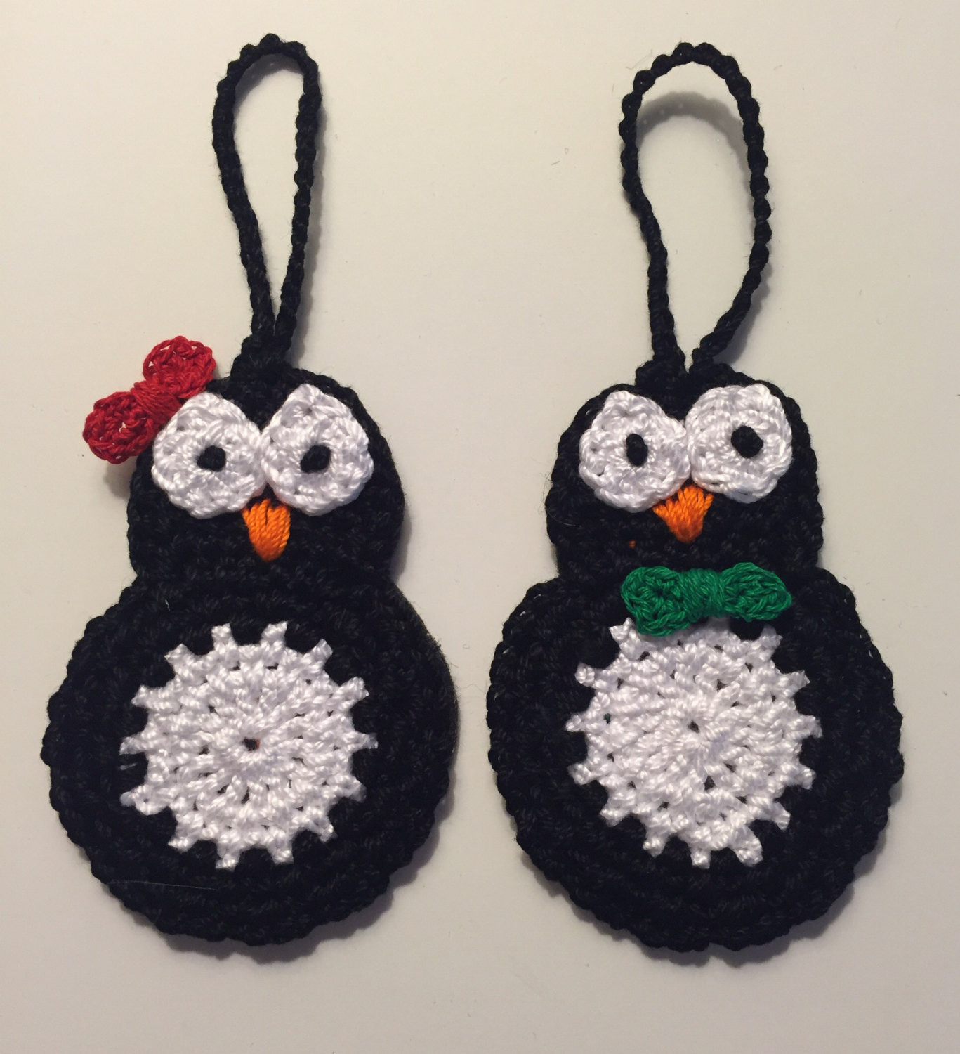 Awesome Penguin Christmas ornaments Set Of Two Penguin Christmas ornaments Of Top 50 Models Penguin Christmas ornaments