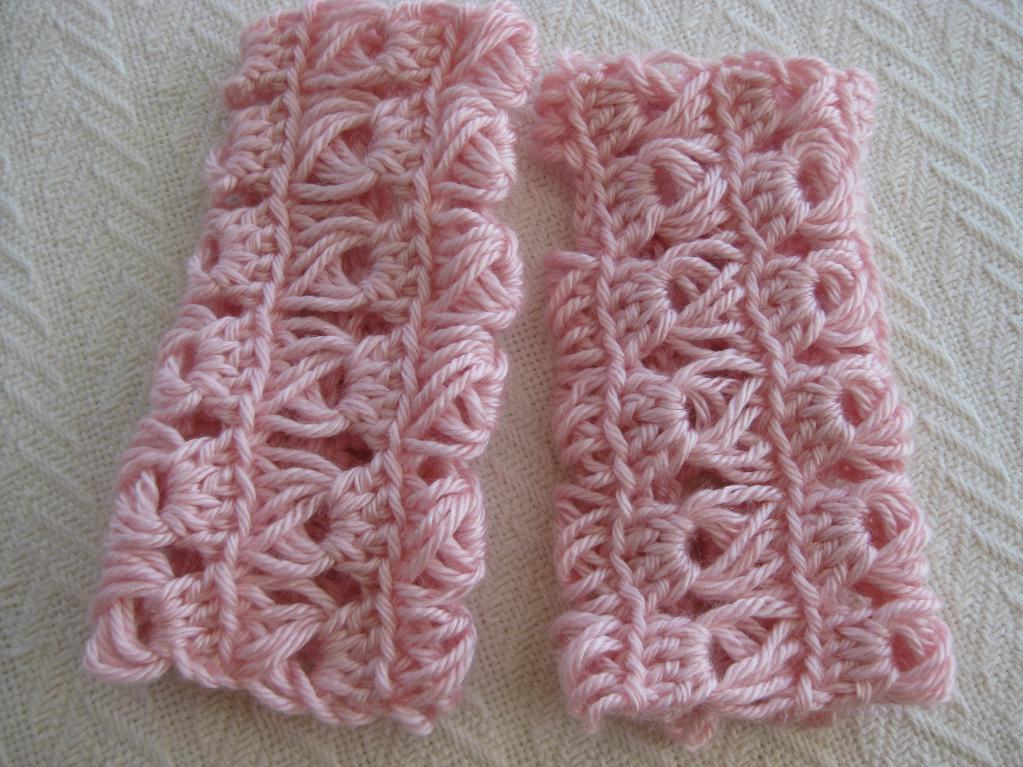 Perfect a Technique Broomstick Lace Crochet Patterns