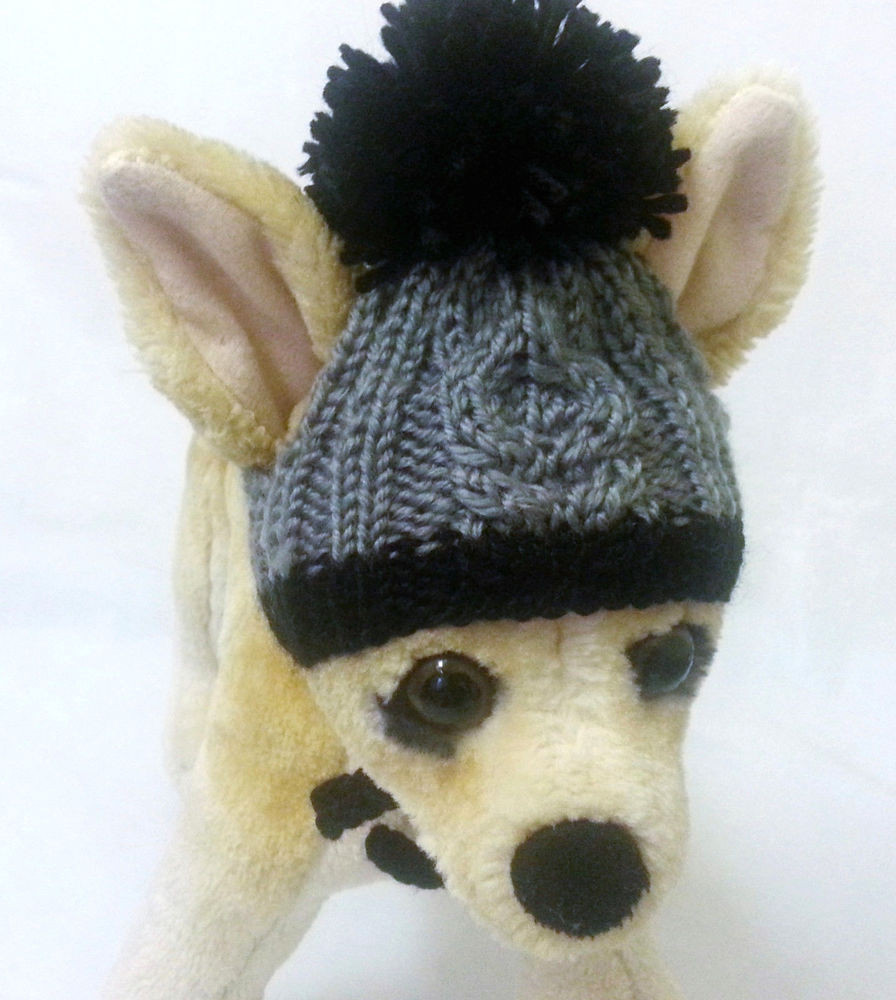 Awesome Pet Clothes Apparel Outfit Crochet Handmade Knit Hat for Knitted Dog Hats Of Innovative 49 Images Knitted Dog Hats