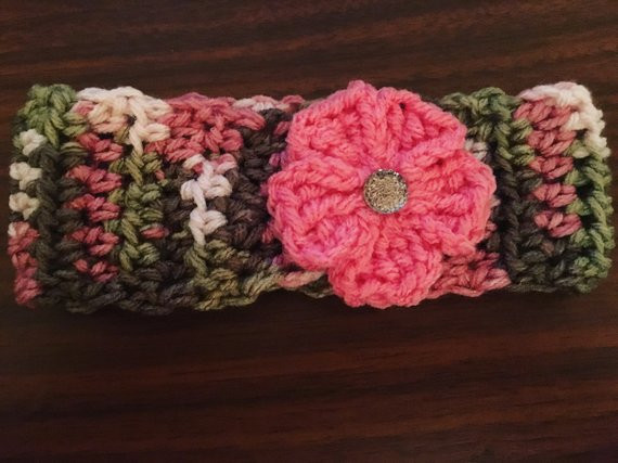 Awesome Pink Camo Crochet Headband Pink Camouflage Yarn Of Charming 42 Pics Pink Camouflage Yarn