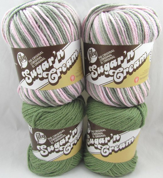 Awesome Pink Camo Matching Colors Lily Sugar N Cream Yarn 4 Balls Pink Camouflage Yarn Of Charming 42 Pics Pink Camouflage Yarn