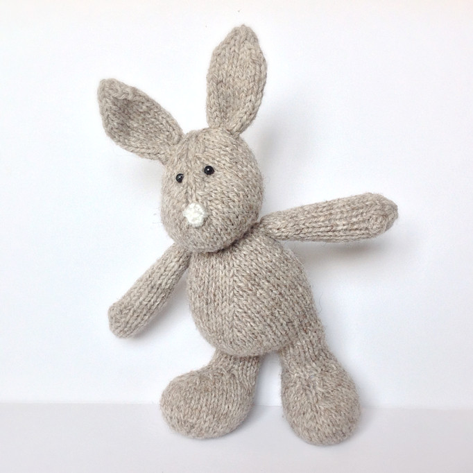 Awesome Pip the Bunny toy Knitting Pattern On Luulla Knitted Bunny Pattern Of Unique 40 Pics Knitted Bunny Pattern