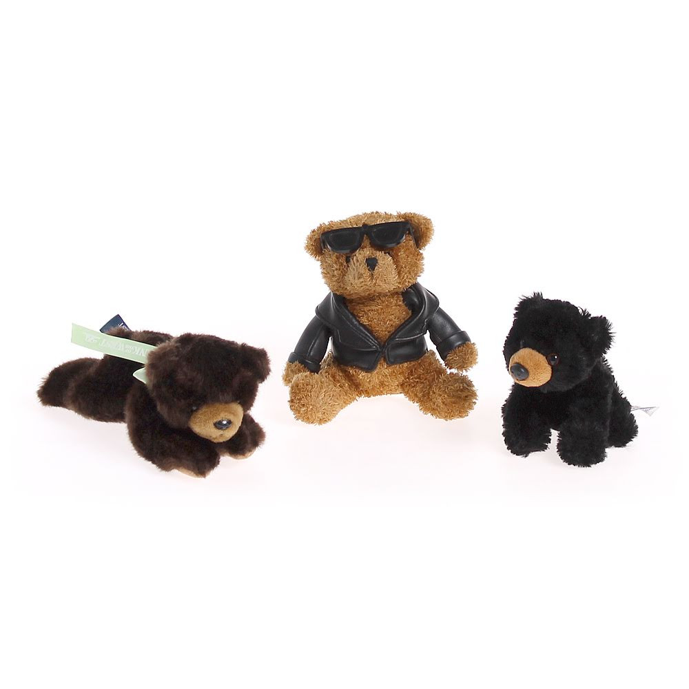 Plush Bears Set