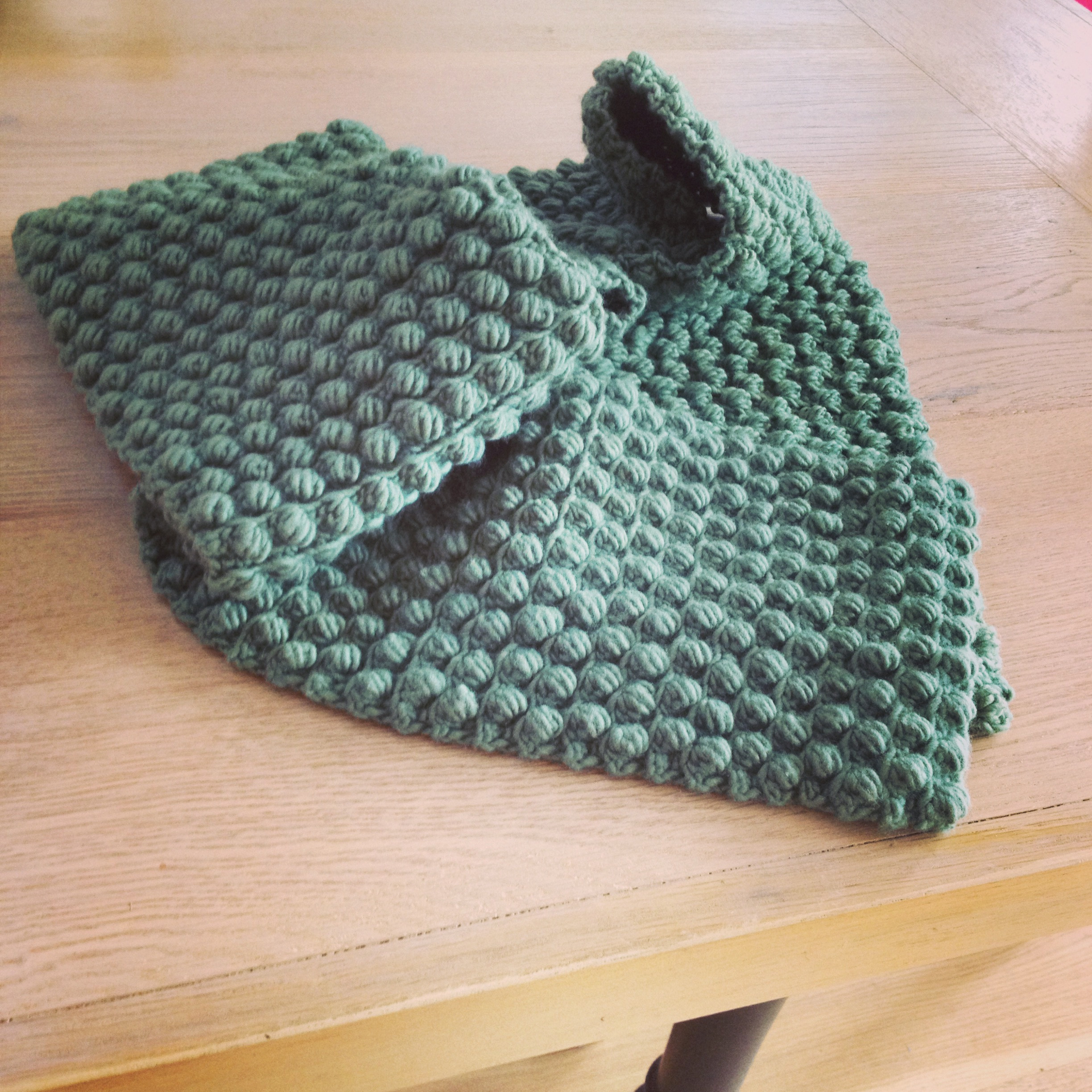 Awesome Popcorn Stitch Crochet Tutorial and Patterns Crochet Stitches for Scarves Of Gorgeous 48 Ideas Crochet Stitches for Scarves