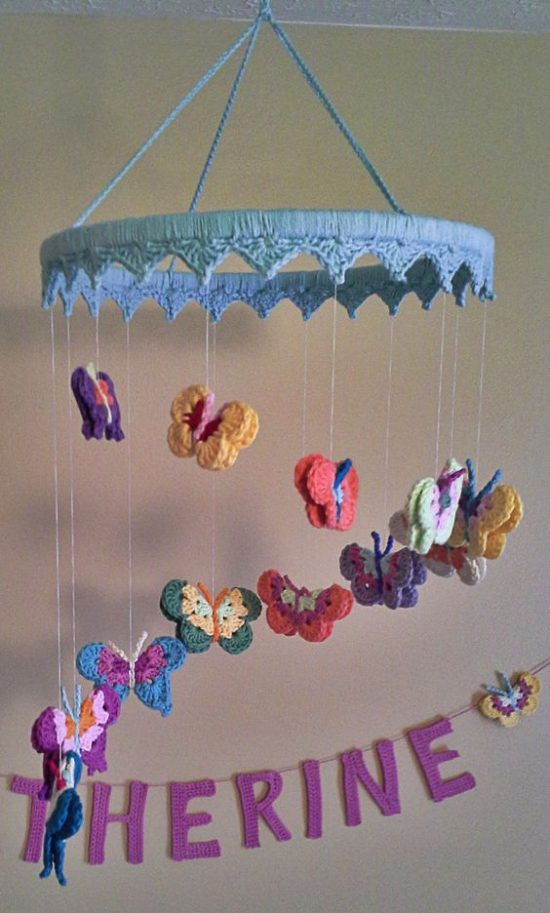 Awesome Popular Pinterest Patterns All Your Favorites Crochet Baby Mobile Of Amazing 42 Ideas Crochet Baby Mobile