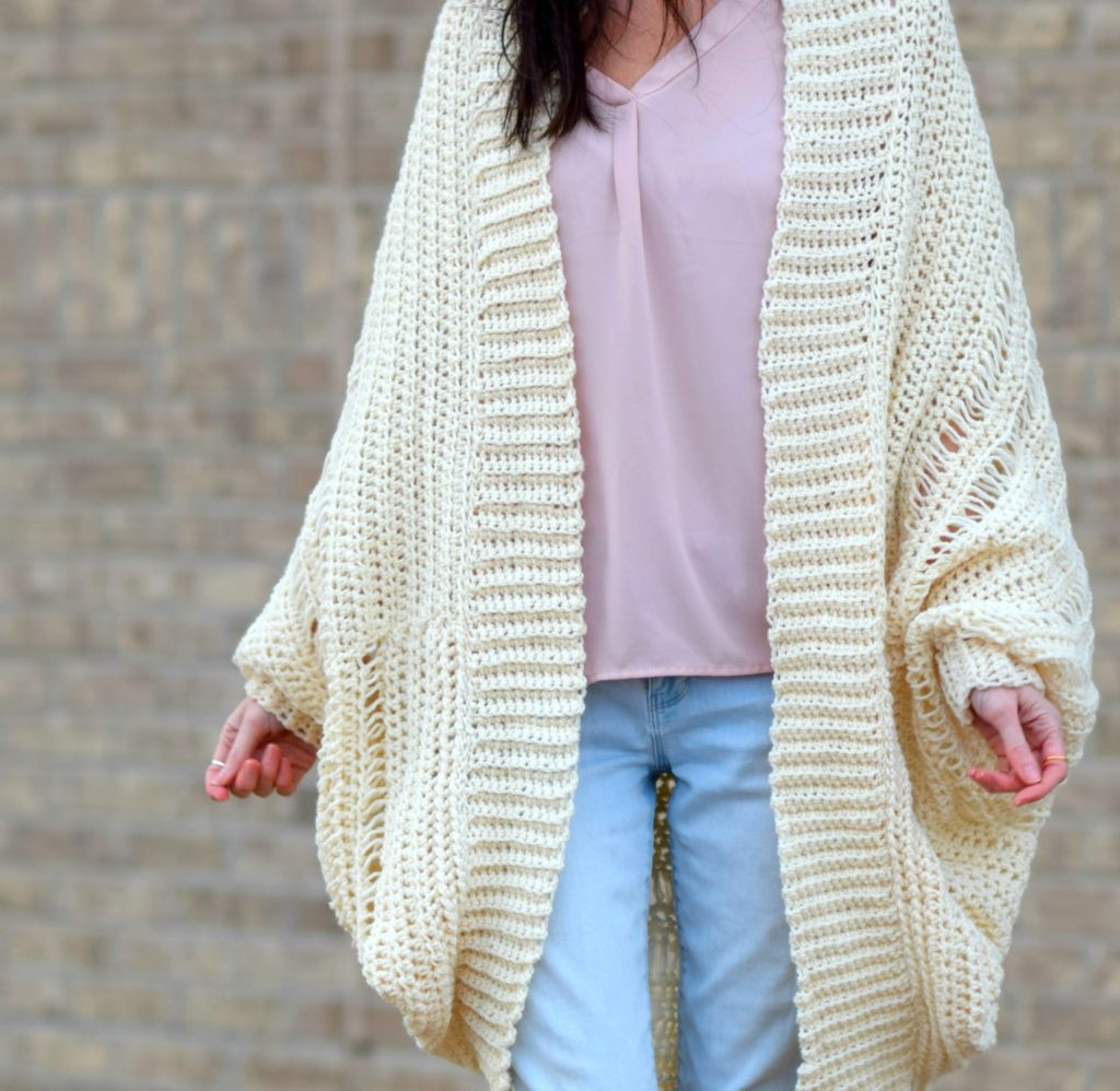 Awesome Pretty Drop Stitch Cardigan Beginner Crochet Sweater Easy Crochet Sweater Patterns Beginners Of Perfect 44 Ideas Easy Crochet Sweater Patterns Beginners
