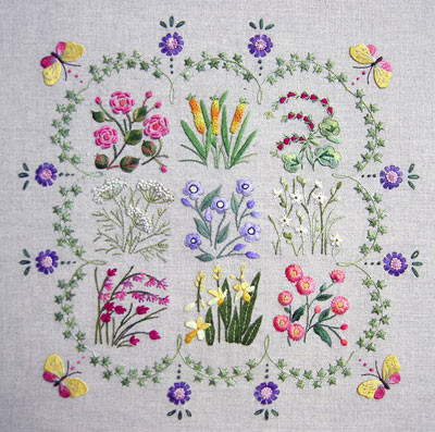 Awesome Pretty Surface Embroidery Kits – Perfect for Learning Hand Embroidery Kits Of Delightful 45 Photos Hand Embroidery Kits