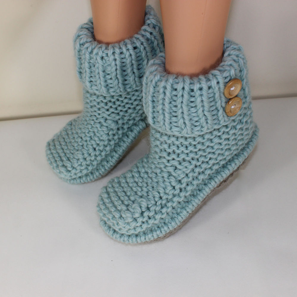 Awesome Printed Instructions 2 button Super Chunky Slipper Boots Slipper Pattern Of Lovely 44 Pictures Slipper Pattern