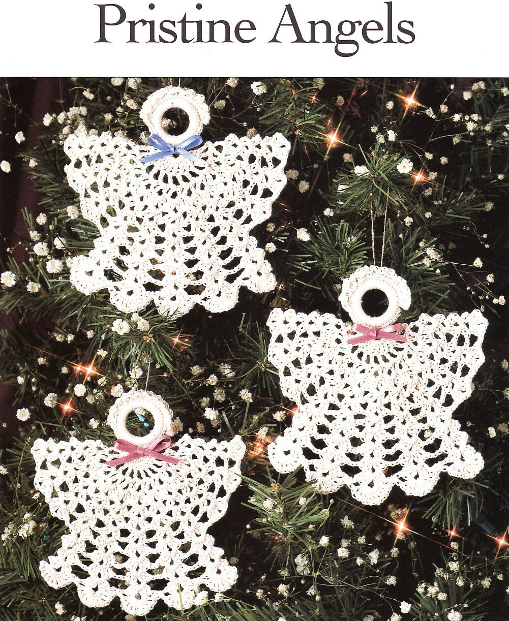Awesome Pristine Angels Crochet Patterns Christmas ornaments Free Christmas Crochet Patterns Of Charming 49 Images Free Christmas Crochet Patterns
