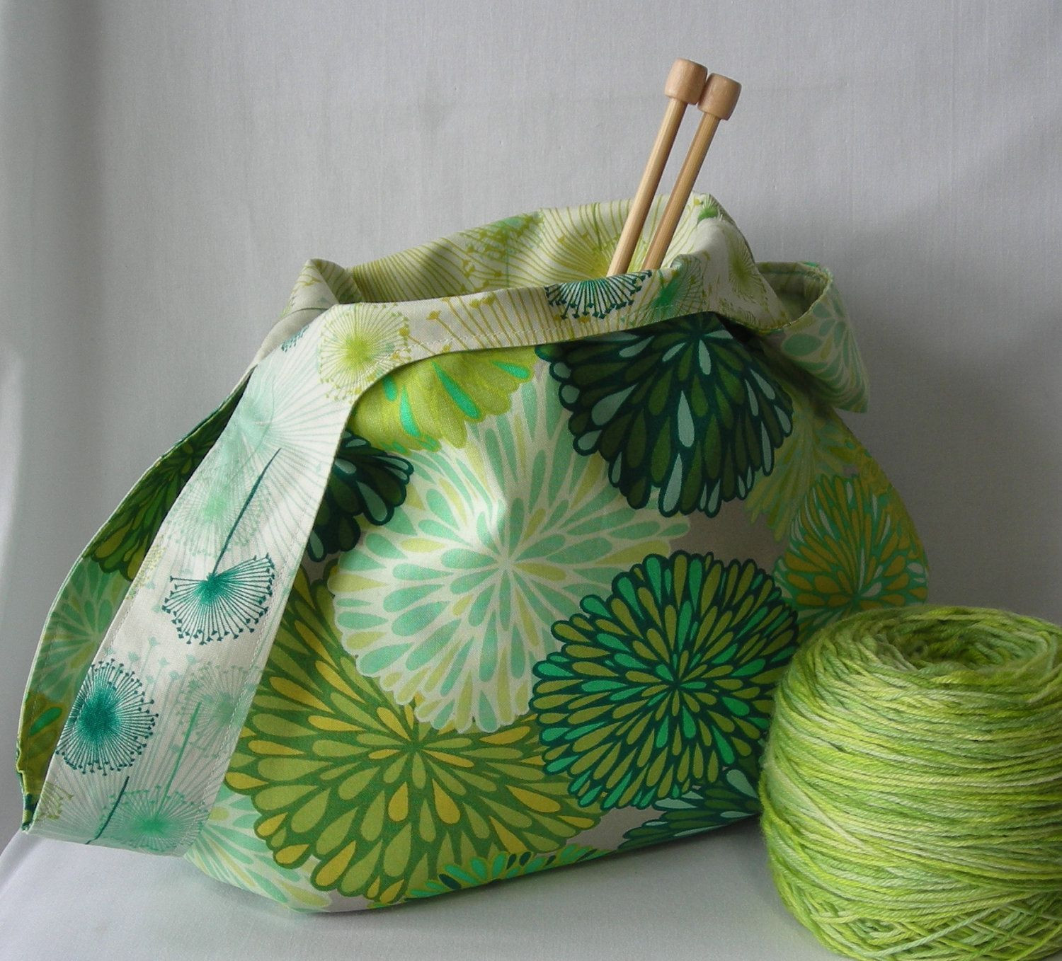 Awesome Project Bag Medium Size Japanese Knot Bag Knitting Project Bag Pattern Of Incredible 47 Models Project Bag Pattern